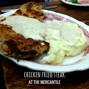 Meals at The Merc ★ Tasty memories from the Pioneer Woman's Mercantile in Pawhuska, Oklahoma. ★ FireworksandLeftovers.com