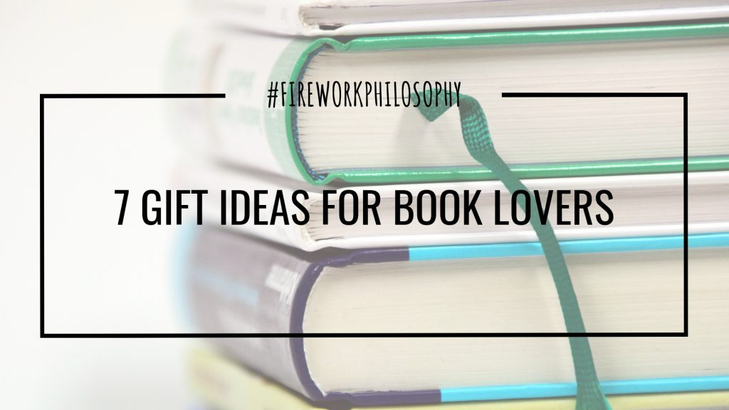 These gift ideas for book lovers are fun and practical and will be appreciated by anyone who loves spending time curled up with a good book.